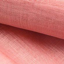 Blush Pink Sinamay